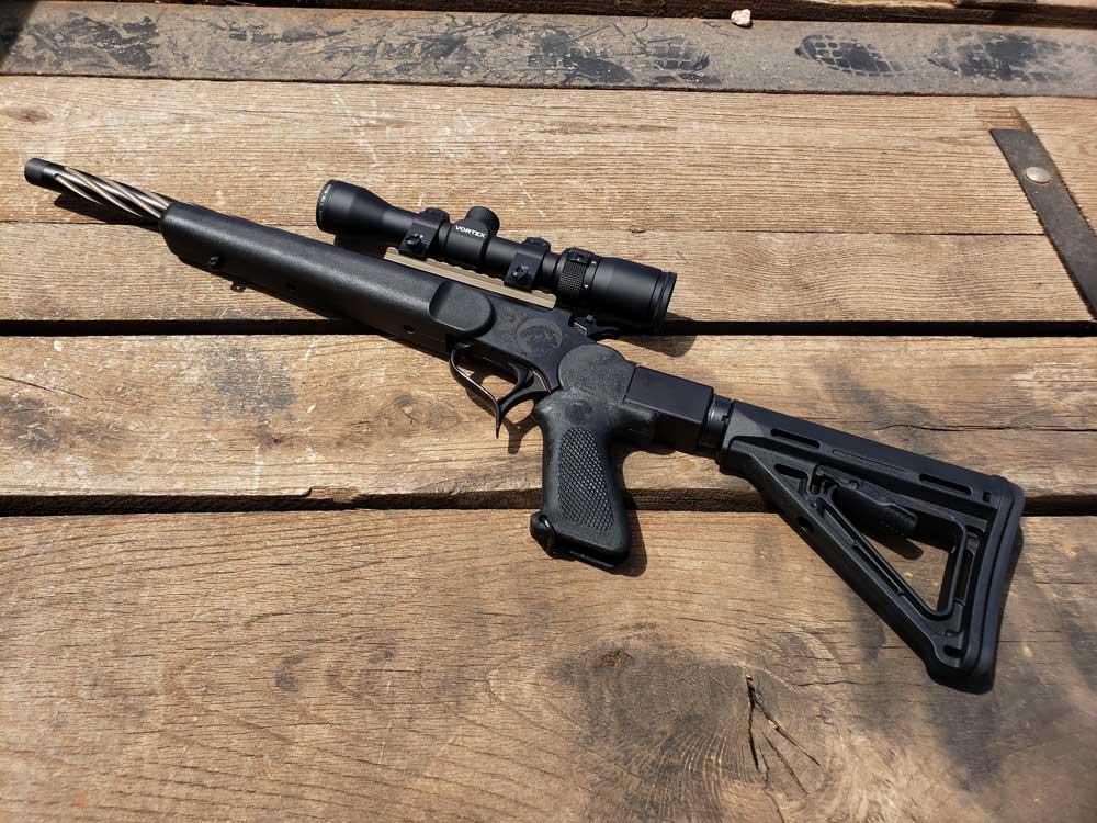 Short Barrel Rifle